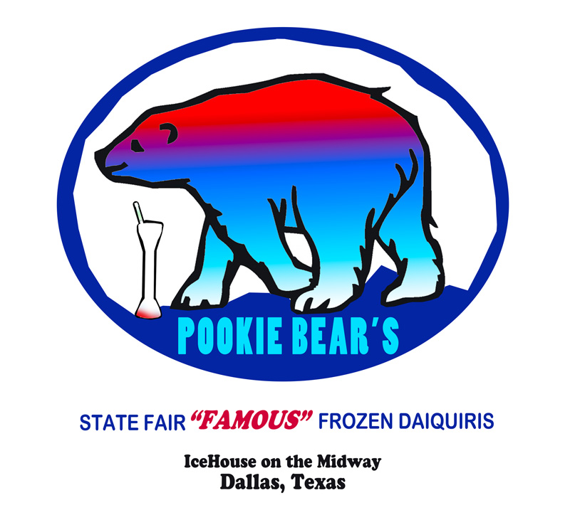 State Fair Famous Pookie Bear's Frozen Daiquiris
